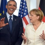 Ангела Меркель - фрау резидент