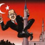 Турцию  следует жёстко поставить  на подобающее ей место