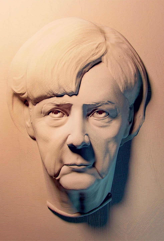 Меркель — убийца Германии