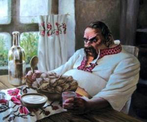 Настоящий украинец — это тупая и злобная деревенщина