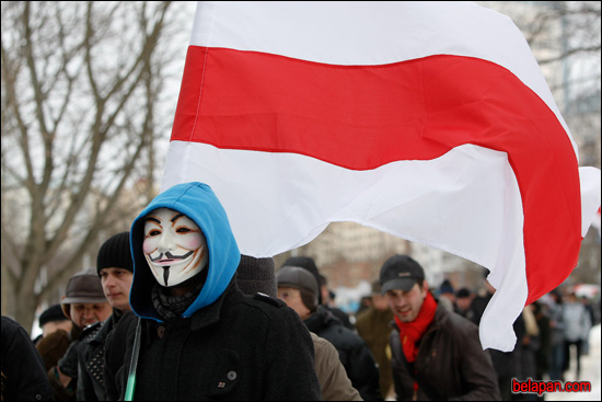 Белоруссия: ползучий переворот и измена